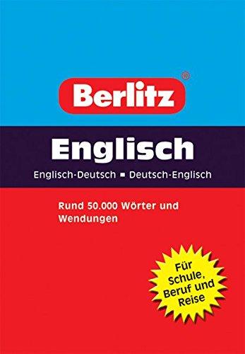 Berlitz Wörterbücher / Berlitz Wörterbücher: Englisch