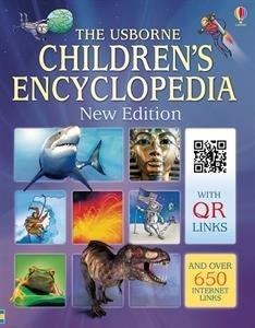 Usborne CHILDREN'S ENCYCLOPEDIA New Edition SoftCover w QR & Internet - Internet Links