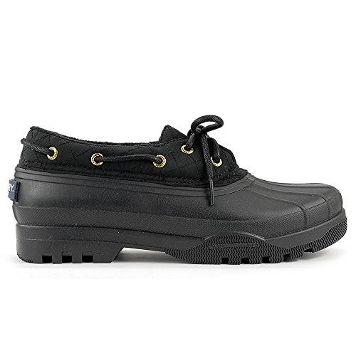 Sperry Top-sider Dames Reiger Zegel Winterschoen (6.5 B (m) Us, Zwart Gewatteerd)