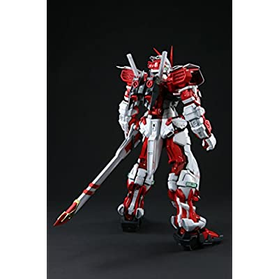 Bandai Hobby Gundam Seed Astray Red Frame 1/60 Perfect Grade Model Kit: Toys & Games