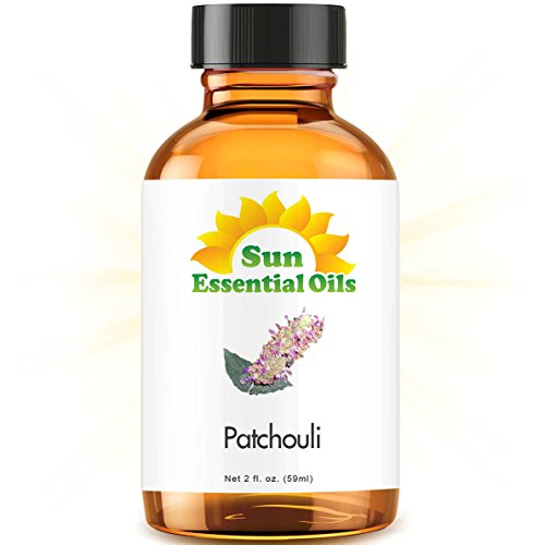 Patchouli (2 fl oz) Best Essential Oil - 2 ounces (59ml)