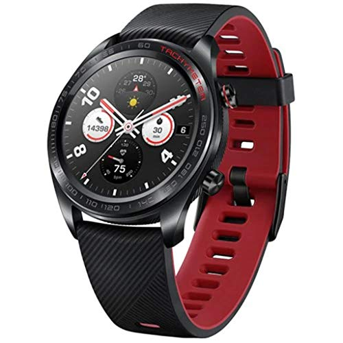 certainPL Huawei Honor Watch Magic Smart Watch, Multiple Sports Modes, Heart Rate AI Monitor, All-Day Pressure Manager, GPS, Alipay/NFC Bus Card Payment, 1.2'' AMOLED Colorful Touch Screen (Black) by certainPL (Image #8)