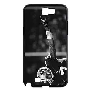 Hjqi - DIY Colin Kaepernick Cell Phone Case, Colin Kaepernick Custom Case for Samsung Galaxy Note 2 N7100