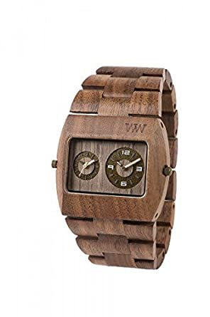 WeWood Jupiter Nut - Armbanduhr aus Holz