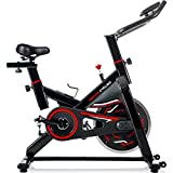 Best Bicycle Trainers - Merax Deluxe Indoor Cycling Bike Cycle Trainer Exercise Review