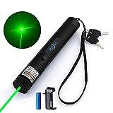 Green Laser Pointer High Power Hunting Rifle Scope Sight Laser Pen Mini LED