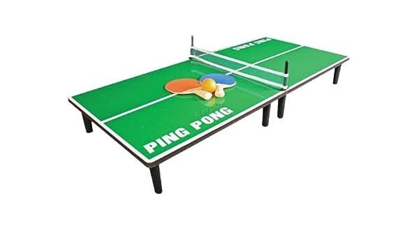 Gizmo Juegos Infantil Tapa De Tabla Mesa Tenis Juego BML80530: Amazon.es: Juguetes y juegos