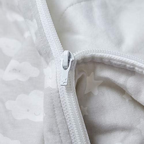 Tommee Tippee The Original Grobag, Sac de couchage pour bébé 18-36 mois, 1 Tog, Happy Clouds, 24 g
