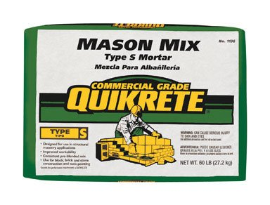 Quikrete Mason Mix Type S 60 Lbs. by Quikrete