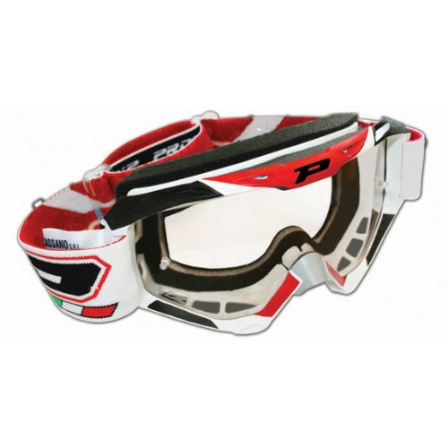 Progrip LS Goggle (Red/White/Black) by Progrip (Image #1)