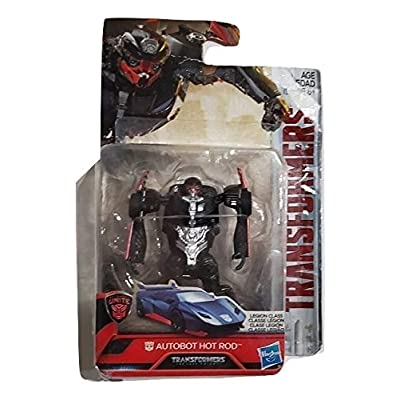 Transformers Autobot Hot Rod: Toys & Games