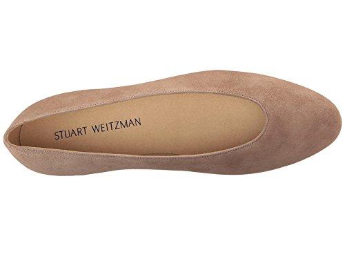 Stuart Weitzman Women's Chicflat Haze Suede Shoe