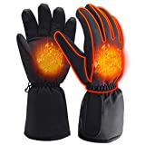 Best Heated Gloves - Winter Warm Gloves for Cold Weather Men Women Review