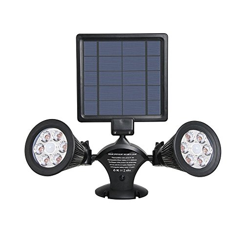 Ultra Bright Double Solar Spot Lights in US - 7