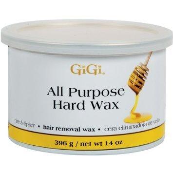GiGi All Purpose Hard Wax - Honee Hard 14 oz. (Pack of 12) by GiGi