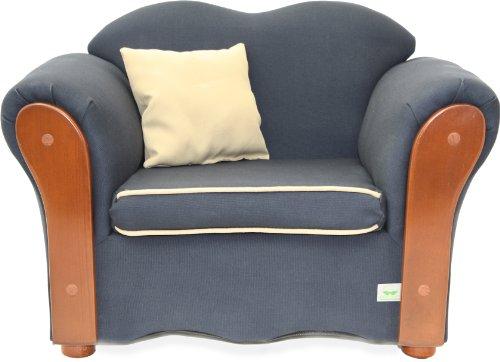 KEET Homey VIP Organic Kid's Chair, Navy Blue by Keet (Image #1)
