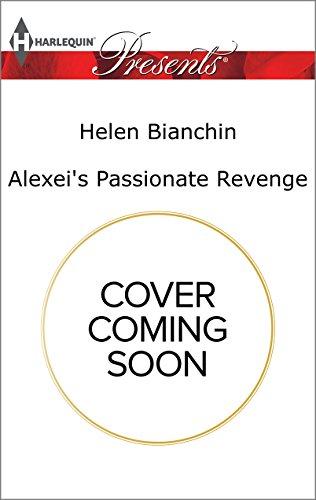 book cover of Alexei\'s Passionate Revenge