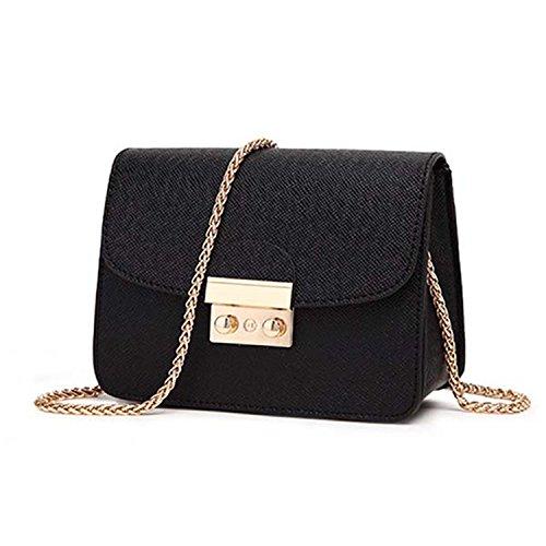 Bag Pu Bags Clutch Mini Bag Handbag Messenger Shoulder Women Women Bags Leather Black Designer HBvwvp