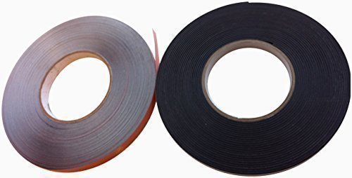 Direct Products Self Adhesive Magnetic & Steel Tape/Strip 5M Kit For Secondary Glazing