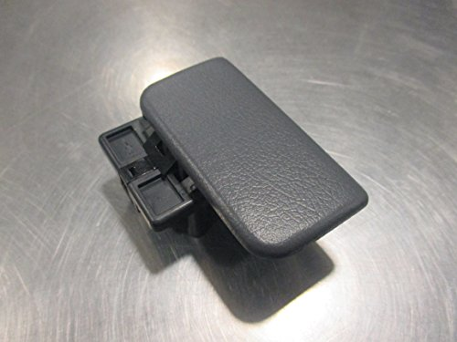 Mazda Protege 1999-2000 New OEM interior gray glove box lid lock BJ0E-64-090-43