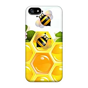 Iphone 5/5s Hard Back With Bumper Tpu Cases Covers
