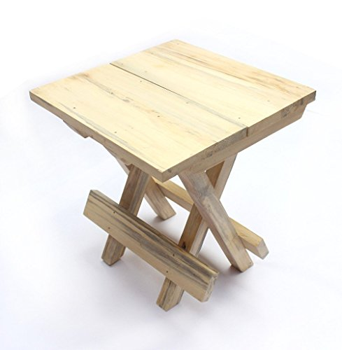 stonkraft small portable wooden folding table 9 x 10 hobby table coffee table reading. Black Bedroom Furniture Sets. Home Design Ideas