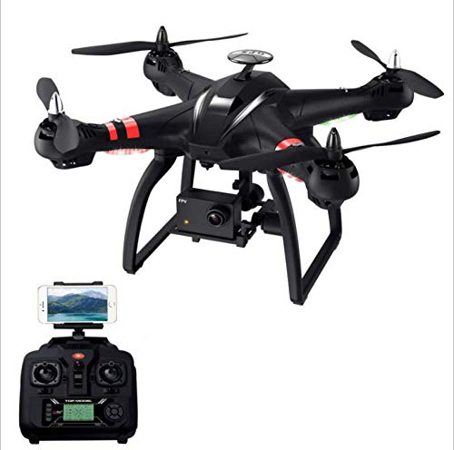 QT UAV, Brushless Motor 3D Gimbal UAV, Dual GPS Surround Follow Smart Home Aircraft, 1080P HD Aerial Drone Camera