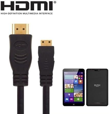 Bush Eluma B1 10.1 Pulgadas Windows Tablet PC HDMI de alta ...