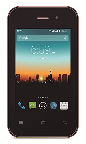 """Price comparison product image POSH MOBILE PRIMO PLUS ANDROID UNLOCKED DUAL SIM 3.5"""" GSM SMARTPHONE with compact design,  FUN-sized display"""