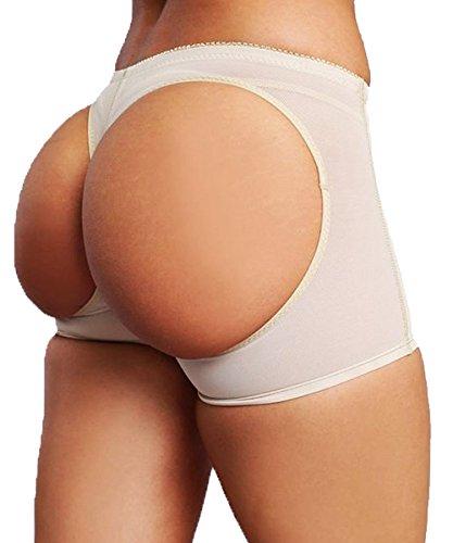 Women's Body Shaper Butt Lifter Tummy Control Seamless Panty