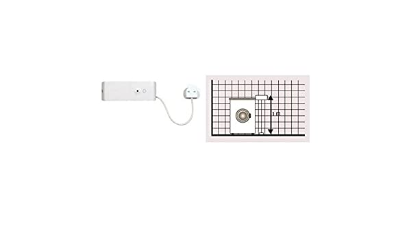 SOMFY-Detector de presencia de agua-2400509 alarma: Amazon.es: Bricolaje y herramientas