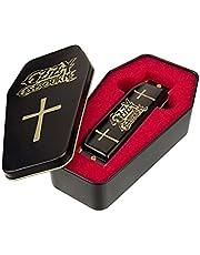 Hohner M666 Ozzy Osbourne Key of C Harmonica Coffin Box