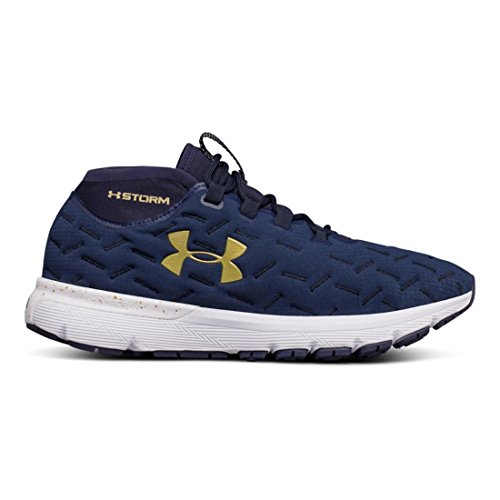 001 Zapatillas 1298534 Mehrfarbig gold Armour Ua Hombre Under Reactor Para 402 blue Charged Run 0ORwHX