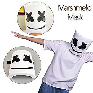 Casco misterioso de Marshmello Top 10 Máscara de DJ - Apoyos ...