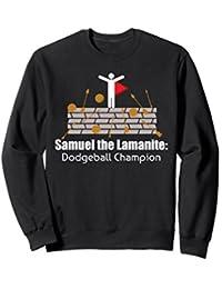 Funny Book of Mormon Samuel the Lamanite LDS Sweatshirt