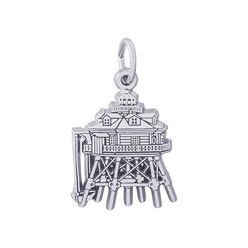 Point Lighthouse Charm - 3