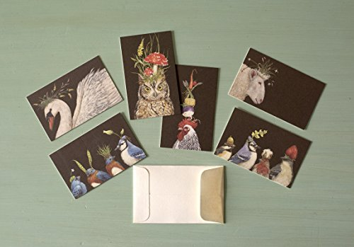 Amazon.com: Kitchen Papers Vicki Sawyer Enclosure Cards With Envelopes:  Kitchen U0026 Dining