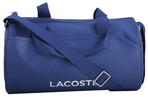 LACOSTE Ultimum Roll Bag Mazarine Blue