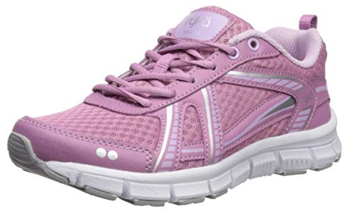 Ryka Women's Hailee Cross Trainer, Mauve, 8 M US