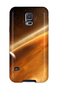 Excellent Galaxy S5 Case Tpu Cover Back Skin Protector Space