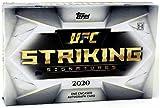 2020 Topps UFC Striking Signatures Factory Sealed