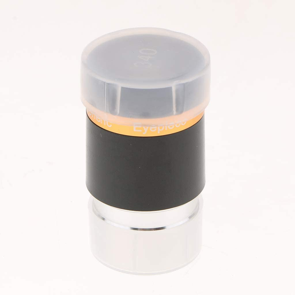23mm 62 Degree FOV Wide Angle Lens Aspheric Eyepiece for 1.25 Telescopes