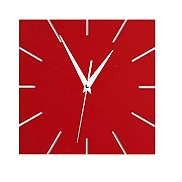 Treading - wall clock design Europe clocks reloj de pared quartz watch living room needle europe