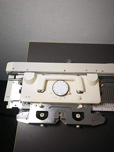 SK155 Singer/Silver Reed Bulky Chunky Punch Card Knitting Machine by SUNNY CHOI (Image #4)