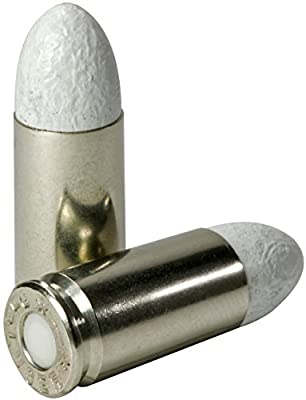 B's Dry Fire Snap Caps ® - Dummy 9mm Luger Training Rounds (10 Pack)