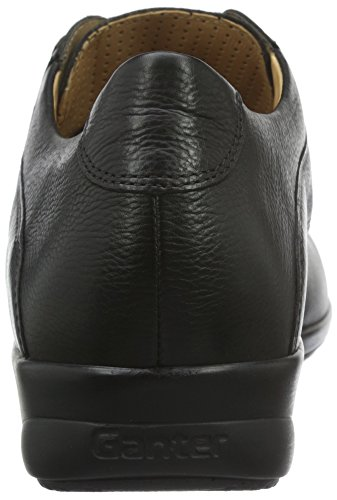 Ganter Dames Fiona F Derby Zwart (black 0100)
