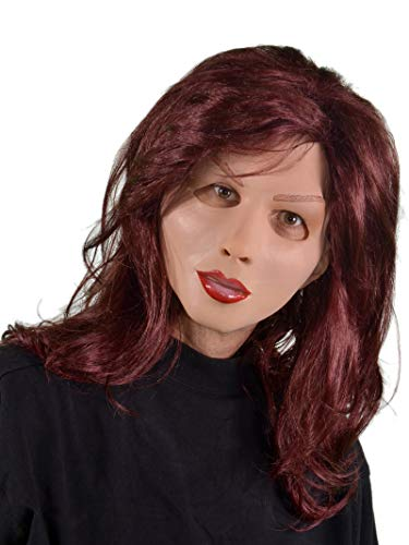 Zagone Soft and Sexy Mask, Female Doll Mannequin, Realistic