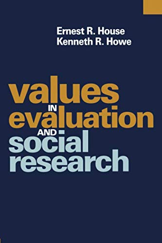 Values in Evaluation and Social Research (NULL)