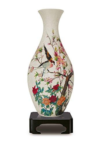 Price comparison product image Paul Lamond Flowers 3D Puzzle Vase (160 Pieces)