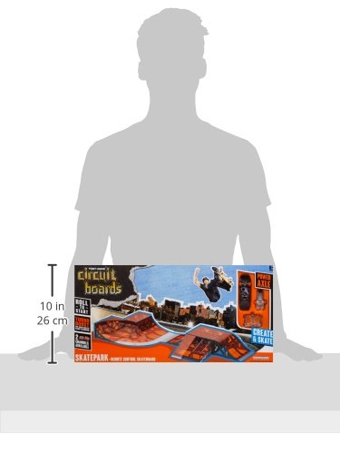 HEXBUG Tony Hawk Circuit Boards Skatepark - Colors May Vary by HEXBUG (Image #4)